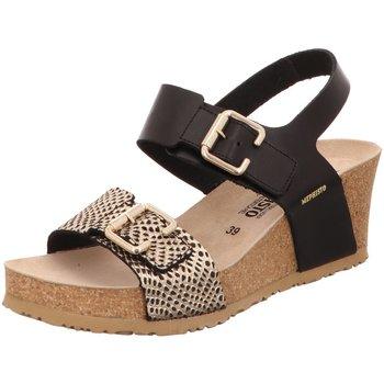Schuhe Damen Sandalen / Sandaletten Mephisto Sandaletten Lissandra 5126078 schwarz