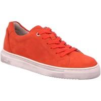Schuhe Damen Sneaker Low Sioux Schnuerschuhe Tils Sneaker-D 001 65363 rot