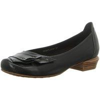 Schuhe Damen Ballerinas Everybody Da.Schnürer Geranio 23327L2296 schwarz