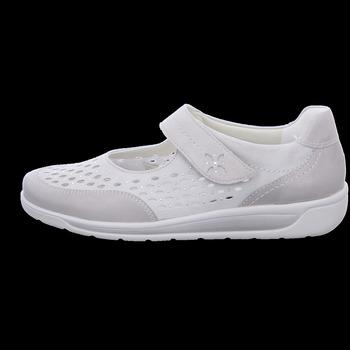 Ara Slipper MERAN 12-31019-08 grau - Schuhe Ballerinas Damen 9995