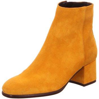 Schuhe Damen Low Boots Lamica Stiefeletten Quasy 6246 gelb
