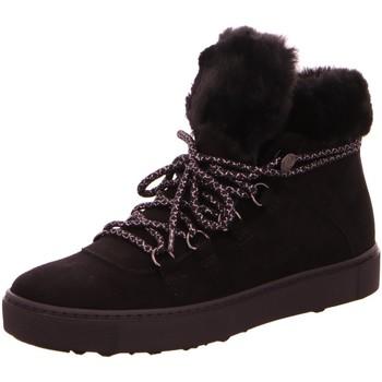 Schuhe Damen Schneestiefel Marc Cain Stiefeletten MB SB.79 L59-881 schwarz