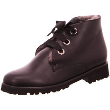 Schuhe Damen Boots Gabriele Stiefeletten 4453 Giada schwarz