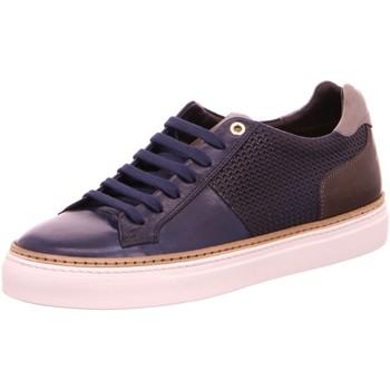 Schuhe Herren Sneaker Low Corvari 9660-280 blau
