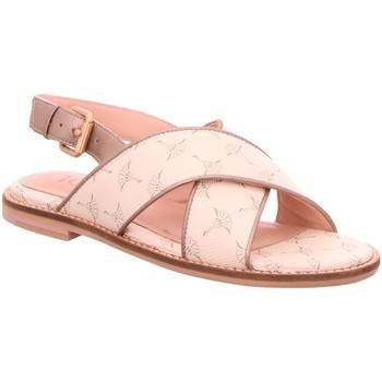 Schuhe Damen Sandalen / Sandaletten Joop! Sandaletten 4140004939-101 Lilo weiß