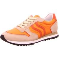 Schuhe Damen Sneaker Low Maripé 30250-5463 beige