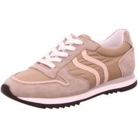 Schuhe Damen Sneaker Low Maripé Schnuerschuhe 30250-5463 beige