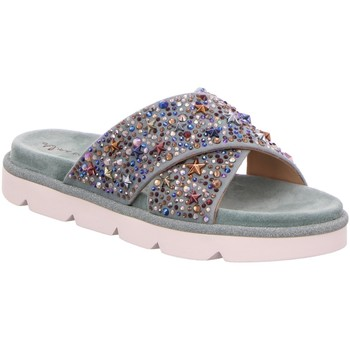 Schuhe Damen Pantoffel Alma En Pena Pantoletten -69 482 grün