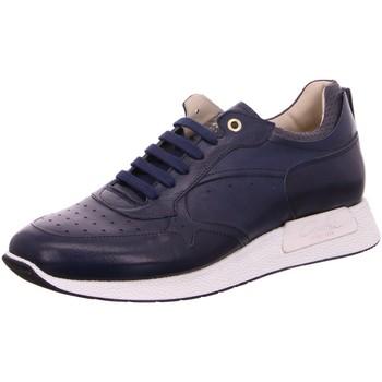 Schuhe Herren Sneaker Low Corvari 9692-600 blau