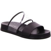 Schuhe Damen Pantoffel Marc Cain Pantoletten NB SG.08 L31 900 schwarz