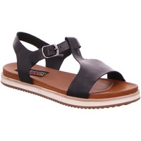 Schuhe Damen Sandalen / Sandaletten Everybody Sandaletten 16066A1366 VI/001 Sadira schwarz