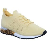 Schuhe Damen Derby-Schuhe & Richelieu La Strada Schnuerschuhe NV,black 1802649-4581 gelb