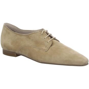 Schuhe Damen Derby-Schuhe Paul Green Schnuerschuhe Schnürer 2621-026 beige