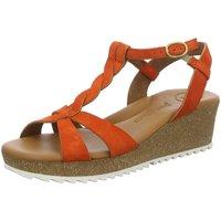 Schuhe Damen Sandalen / Sandaletten Paul Green Sandaletten 7597 7597-036 orange