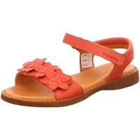 Schuhe Mädchen Sandalen / Sandaletten Froddo Schuhe -Sandale 3150153-3 rot