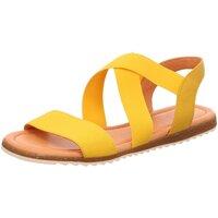 Schuhe Damen Sandalen / Sandaletten Apple Of Eden Sandaletten Beta 23 Beta 23 yellow gelb