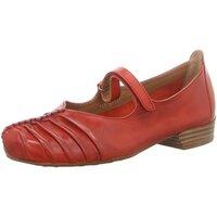 Schuhe Damen Ballerinas Everybody 30508H2296 FIAMMA rot