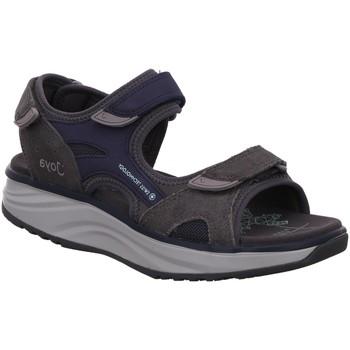 Schuhe Damen Sportliche Sandalen Joya Sandaletten 847san Komodo Grey Blue blau