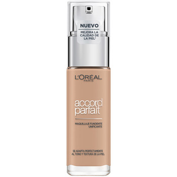 Beauty Damen Make-up & Foundation  L'oréal Accord Parfait Foundation 4n-beige  30 ml