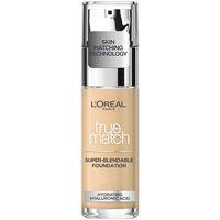 Beauty Damen Make-up & Foundation  L'oréal Accord Parfait Foundation 1,5n-linen