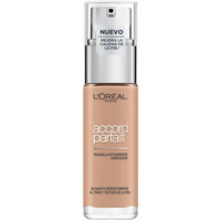 Beauty Damen Make-up & Foundation  L'oréal Accord Parfait Foundation 3r-beige Rose  30 ml