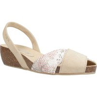 Schuhe Damen Sandalen / Sandaletten Ria 33201 2 Brown