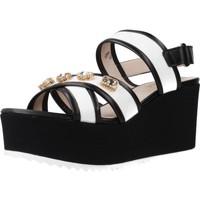 Schuhe Damen Sandalen / Sandaletten Lodi ESIEL Schwarz