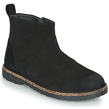 Schuhe Damen Boots Birkenstock MELROSE Schwarz