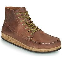 Schuhe Herren Boots Birkenstock MARTON Braun