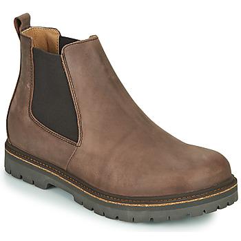 Schuhe Herren Boots Birkenstock STALON Braun