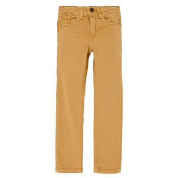 Kleidung Jungen Slim Fit Jeans Name it NKMTHEO Camel