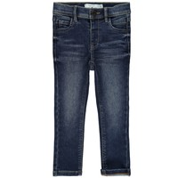 Kleidung Mädchen Slim Fit Jeans Name it NMFPOLLY Blau