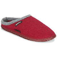 Schuhe Damen Hausschuhe Giesswein DANNHEIM Rot / Grau