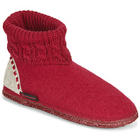Schuhe Damen Hausschuhe Giesswein FREIBURG Rot