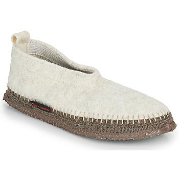 Schuhe Damen Hausschuhe Giesswein TEGERNAU Beige