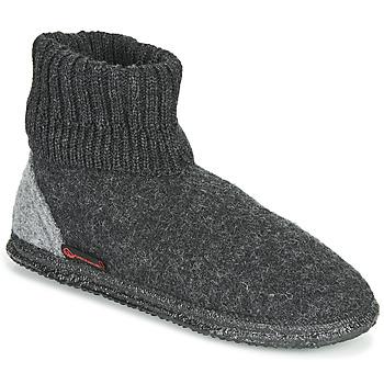 Schuhe Damen Hausschuhe Giesswein KRAMSACH Grau