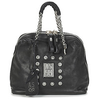 Taschen Damen Handtasche Airstep / A.S.98 200489-102-6002 Schwarz