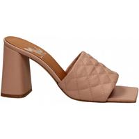 Schuhe Damen Sandalen / Sandaletten Mivida CHIFFON nude