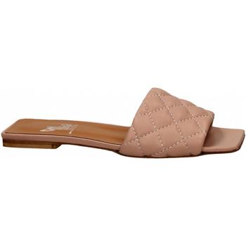 Schuhe Damen Pantoffel Mivida CHIFFON nude