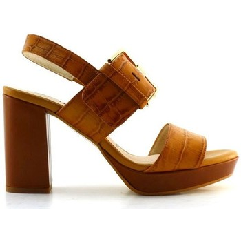 Schuhe Damen Sandalen / Sandaletten Gadea MAD 1121 Marron