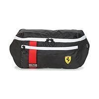 Taschen Herren Hüfttasche Puma Ferrari Race Waist Bag Schwarz / Rot / Gelb