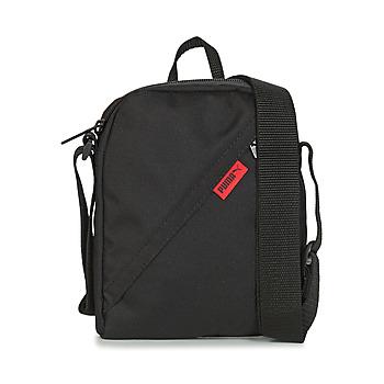 Taschen Herren Geldtasche / Handtasche Puma CITY PORTABLE Schwarz / Rot