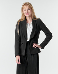 Kleidung Damen Jacken / Blazers Morgan VETINI Schwarz