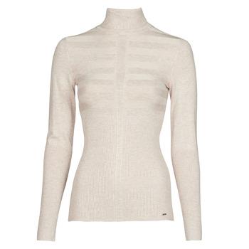 Kleidung Damen Pullover Morgan MENTOS Beige
