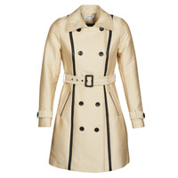 Kleidung Damen Trenchcoats Morgan GASTON Beige