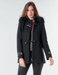Kleidung Damen Mäntel Morgan GCALIS Schwarz