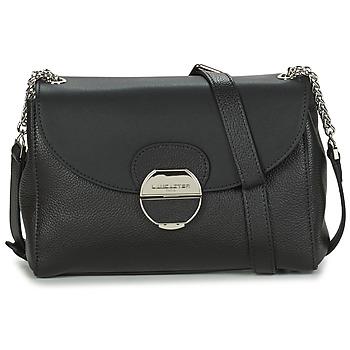 Taschen Damen Handtasche LANCASTER Foulonne Pia Schwarz