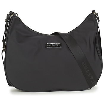 Taschen Damen Umhängetaschen LANCASTER BASIC Schwarz