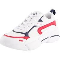 Schuhe Damen Sneaker Low Bugatti 436668015050-2030 weiß