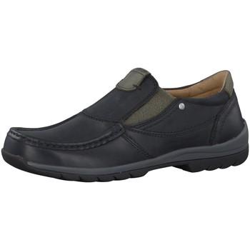 Schuhe Damen Slipper Jana Slipper Slipper schwarz